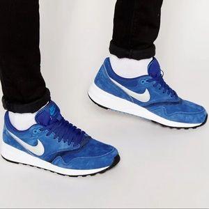 Nike Air Odyssey Blue Suede LTR Sneakers Running